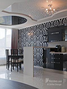 """Квартира в """"Белом доме"""", Dislav Design, Кухня, Дизайн интерьеров Formo.ua"""