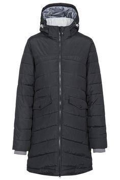 Trespass, Homely Coldheat® bélelt kabát, Fekete Winter Jackets, Fashion, Down Jackets, Black Women, Coats, Winter Coats, Moda, Fashion Styles, Fasion