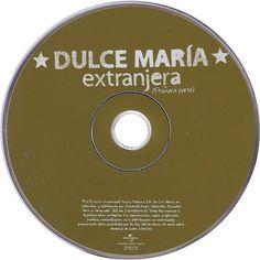 Caratula Cd de Dulce Maria - Extranjera: Primera Parte