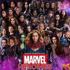 """Marvel Studios' """"Avengers: Endgame"""" comes to theaters April Marvel Avengers, Avengers Women, Wanda Marvel, Avengers Girl, Marvel Women, Marvel Girls, Marvel Funny, Scarlet Marvel, Quake Marvel"""
