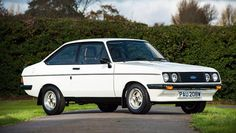 A boy racer Ford Escort that became a rally legend heading to auction for Ford Escort is up for sale – and will be hit with collectors Classic Fords For Sale, Ford Classic Cars, Ford Rs, Car Ford, Lamborghini Diablo, Ford Focus, Audi Quattro, Lancaster, Ford Sierra Cosworth