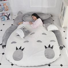 This product is a non refundable product. This product has his own shipping Ex. This product is a non refundable product. This product has his own shipping Express shipping does not apply on this pro. Bedroom Sofa, Bedroom Decor, Sofa Bed, Kawaii Bedroom, Cute Pillows, Cool Beds, Dream Rooms, Bed Sets, My Room