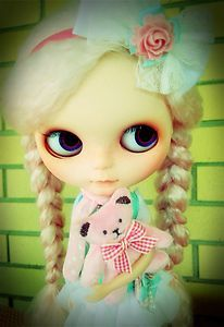 Custom Blythe by Freddy TAN