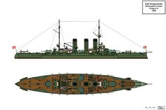 Capital Ship, Austro Hungarian, Technical Drawing, Aircraft Carrier, Battleship, Sailing Ships, My Drawings, Wwii, Boat