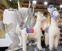 Llama Pillow, Llamas, Christmas Ornaments, Pillows, Holiday Decor, Ideas, Home Decor, Tela, Christmas Decor