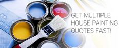 Find your local painter throughout Australia, get a quote or make a booking using our Painting Quotes site that connects you to a painter of your choice.