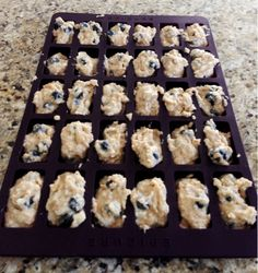 I ordered an epicure Perfect Petites mini loaf pan a few weeks ago and it arrived this weekend! Lucky for me it is my flex day today so. Epicure Recipes, Sweet Recipes, Bread Recipes, Just Desserts, Dessert Recipes, Epic Meal Time, Steamer Recipes, Healthy Cookies, Sweet Tooth