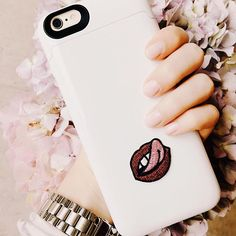 Life is too short for a boring phone case...add a lil' something.