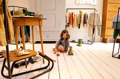 Caramel now offer a complimentary styling service with our in-house stylist Sofia, who will carefully select a range of unique caramel looks for your child and then present them to you at home, in store or at your hotel at your own convenience.