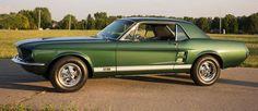1967 Ford Mustang for sale #1853637 | Hemmings Motor News