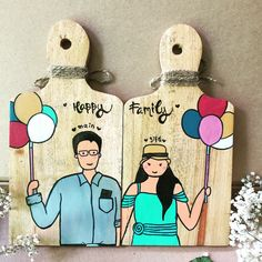 Potrait WoodArt