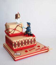 Wedding Cake  Pirikos na Cozinha