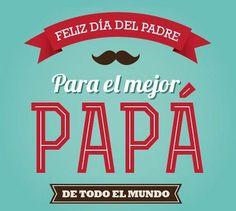 Feliz Dia del Padre imagen