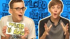 The Lord of the rings in 99 seconds. Hahaha this is awesome!