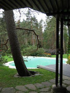Villa Mairea, Noormarkku, Finland. 1938–1939   Alvar Aalto