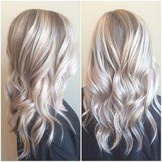 Astonishing Icy Blonde Ideas!
