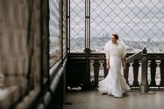 Sebastien Bicard | Destination Wedding Photographer | Wedding in Paris • Eiffel Tower • Bride