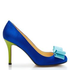 Something blue!! I think I will get these for my wedding shoes!!