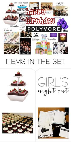 """""""Happy Birthday, Polyvore!"""" by directioner4ever2012 ❤ liked on Polyvore featuring art"""