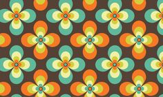 free retro patterns..