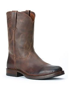 If you want to splurge, this is a durable boot for men. You can find these at Belk.