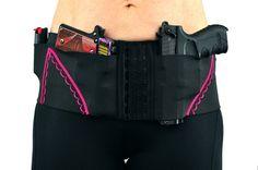 Hip Hugger Classic Gun Holster for Women's by CanCanConcealment