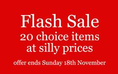 Flash Sale @goldmark gallery ends on Sunday!