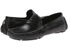 Cole Haan Women's Shoes Trillby Driver Size 8.5 Black Leather Penny Loafer  #ColeHaan #LoafersMoccasins #Casual