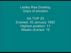 Lesley Rae Dowling - Grips of emotion.wmv