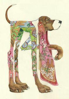 Animal Art by Daniel Mackie