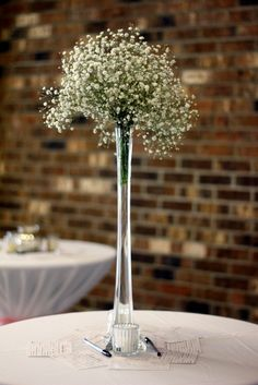 Baby's Breath - Abba Design | Wedding Planner and Special Event ...