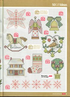 Christmas patterned quickies pg 2