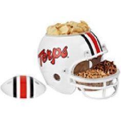 Wincraft Maryland Terrapins Football Snack Helmet