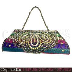 Bolso de fiesta con lentejuelas tipo hindú ★ 19'95 € ★ Compra en https://www.conjuntados.com/es/bolsos/bolsos-de-mano/bolso-de-fiesta-con-lentejuelas-tipo-hindu.html ★ #bolso #bolsobandolera #bag #crossbodybag #conjuntados #conjuntada #lowcost #accesorios #complementos #moda #fashion #fashionadicct #fashionblogger #blogger #picoftheday #outfit #estilo #style #streetstyle #casualstreet #GustosParaTodas #ParaTodosLosGustos