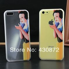 for iphone 5c case Fanny Transparent Snow White Hard cell phone cases covers to iphone5c US $3.55 Iphone Cases Disney, Cool Iphone Cases, Cute Phone Cases, Ipod Cases, New Phones, Mobile Phones, Phone Accesories, White Iphone, Cell Phone Covers