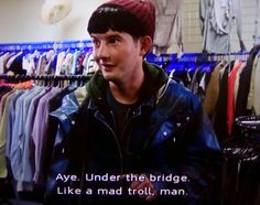 Methadone Mick. A perfect replacement for Pete the jakey.