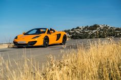 McLaren MP4-12C 50th anniversary edition - http://worldautomodification.com/mclaren-mp4-12c-50th-anniversary-edition/
