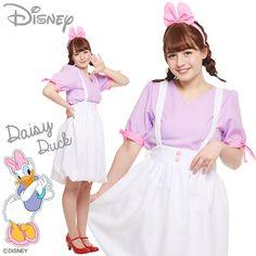 Daisy Duck, Disneyland, Cinderella, Disney Princess, Disney Characters, Fairy, Fashion, Moda, Fashion Styles