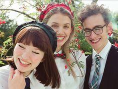 """Emily Browning, Hannah Murray, Olly Alexander - """"God Help the Girl"""""""