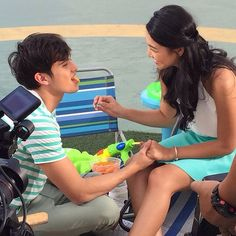 Nadine Lustre and James Reid Teenage Couples, Cute Couples, Kim Yoo Jung, James Reid, Nadine Lustre, Boy Models, How To Be Likeable, Forever Love, S Girls
