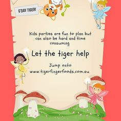 Get the tiger at your next kids party! kidspartyplanner,tigerfingerfood,mummyblog,kidspartyfood,kidspartymelbourne,tigerfood,tiger,jungleparty,fairyparty,kidspartyinspo Finger Foods, Family Guy, How To Plan, Party, Fun, Kids, Fictional Characters, Young Children, Boys