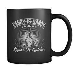 Liquor is Quicker Mug $16.99