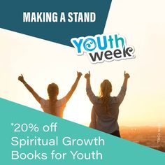 At Manna, we're excited about igniting young people's passion for God. We have a wide range of spiritual growth books that provide wisdom and insight to help them grow confidently in their walk with God. These books are great gifts or resources for teenagers, friends, ministry and youth groups. Grab a great deal with 20% off during Youth Week. Shop manna.co.nz or in-store. *T&Cs apply. . . #youthweek #youthweek2021 #wearestrongertogether #youth #ReadHisWord #mannachristianstores… Youth Groups, 20 Off, Spiritual Growth, How To Apply, How To Make, Young People, Teenagers, Ministry, Insight