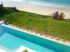 Enjoy the luxury of having your own African Beach House in the picturesque village of St. Francis Bay, make The Sands exclusively yours to enjoy with family and friends. Refreshing Cocktails, Luxury Accommodation, St Francis, Sands, South Africa, Beach House, Deck, Relax, African