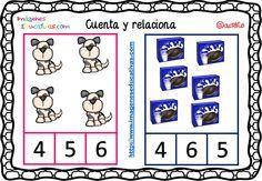 Fichas para aprender a contar (4)