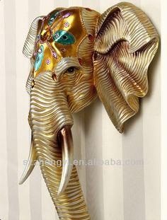 Creative Spielfigur Elefant Elephant Aus Kunststoff L=14cm Strong Packing Toys & Hobbies Action Figures
