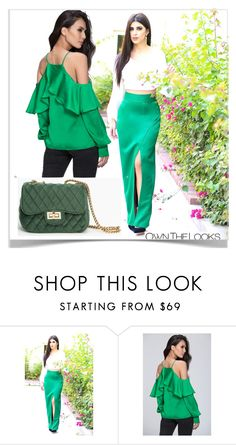 """""""OwnTheLooks"""" by kiveric-damira ❤ liked on Polyvore featuring perfect, stylish, divine and ownthelooks"""