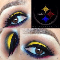 Pittsburg Steelers Makeup