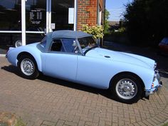 MGA 1600 MkI DE-LUXE ROADSTER (Multi Concours Winner) For Sale (1960)