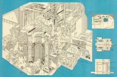 These Nuclear Reactor Drawings Will Melt Your Brain